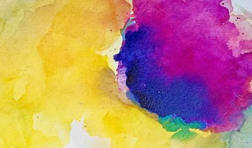 Faszination Aquarellfarben