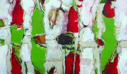 Intensivkurs: Farbflächen und Strukturen der Malerei