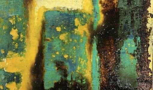 Expressive und experimentelle Acrylmalerei