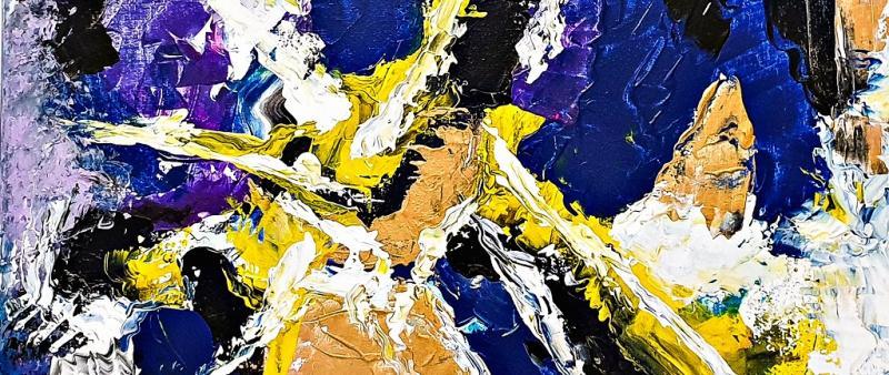 Malerei - abstrakt & experimentell